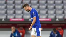 Ein Gesicht der Flaute beim FC Schalke 04: Mark Uth