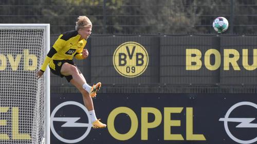 Erling Haaland wechselte von RB Salzburg zum BVB