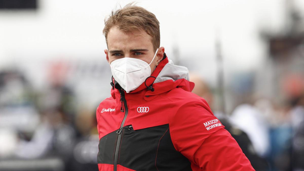 Nico Müller ist sauer