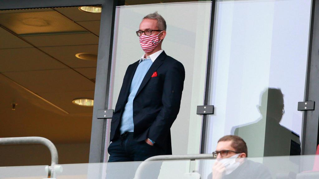 Alexander Wehrle ist seit 2013 Geschäftsführer des 1. FC Köln