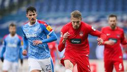 Der 1. FC Heidenheim nimmt einen Punkt aus Kiel mit