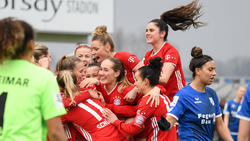 Der FC Bayern bleibt in der Frauen-Bundesliga weiter ohne Punktverlust