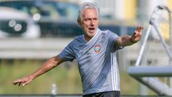 Bert van Marwijk hat einen neuen Job an der Seitenlinie