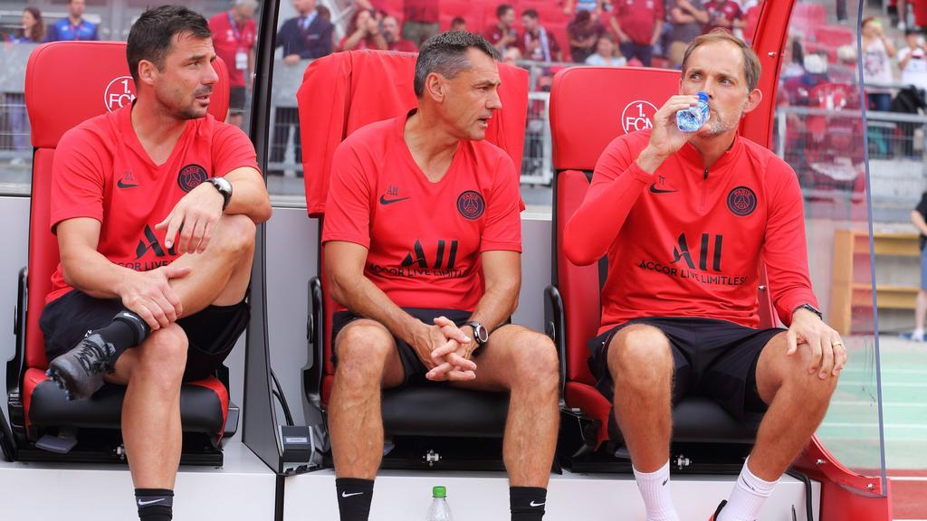 """Löw über Tuchel-Aus bei PSG: """"Ein Schock"""""""