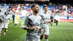 David Alaba vom FC Bayern könnte Sergio Ramos bei Real Madrid beerben