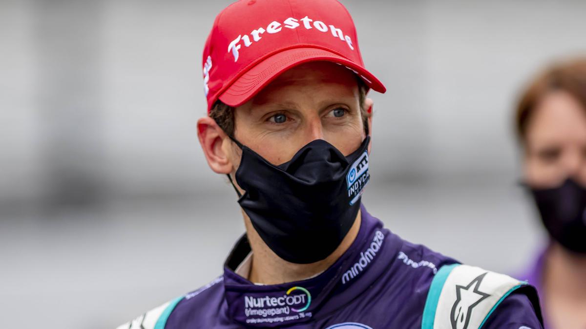 Romain Grosjean muss etwas länger auf seinen Formel-1-Test warten