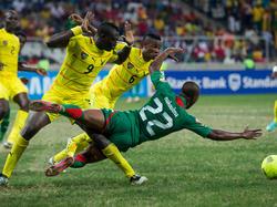 Afrika Cup 2013: Togo scheitert an Burkina Faso