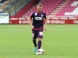 Dare Vršič dribbelte beim FK Austria Wien meistens alleine