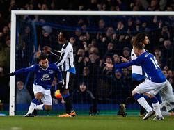 Everton jubelt