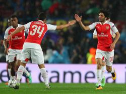 Gunners-Goal