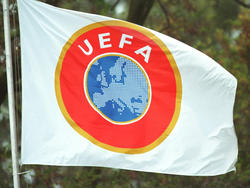 Flagge Uefa