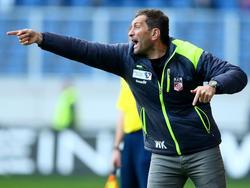 Walter Kogler wurde als RWE-Trainer entlassen