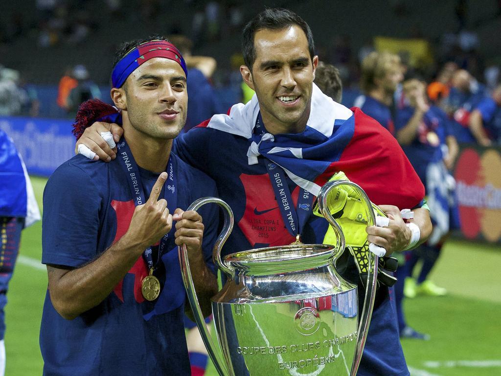 Supercopa de la UEFA » Noticias » Claudio Bravo puede ganar 7 Copas en un año