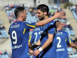 Álvaro und Lafita, Getafes Erfolgsgaranten gegen Villarreal