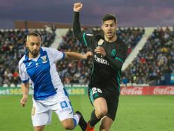 El cuadro de Zidane volvió a comenzar un encuentro perdiendo. (Foto: Getty)