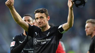 Christian Gentner will seinen Vertrag beim VfB Stuttgart vorzeitig über 2019 hinaus verlängern