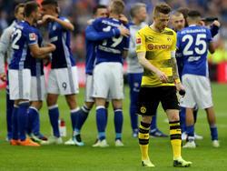 Marco Reus fand nach der Niederlage deutliche Worte