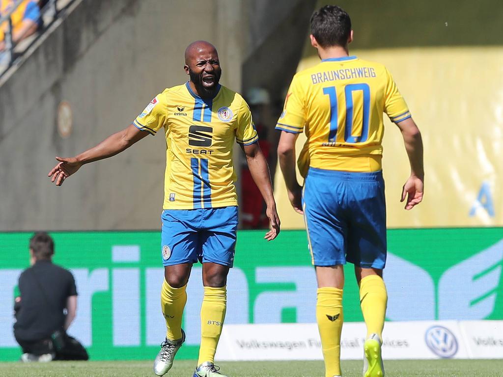 Domi Kumbela und Mirko Boland müssen sich einen neuen Verein suchen