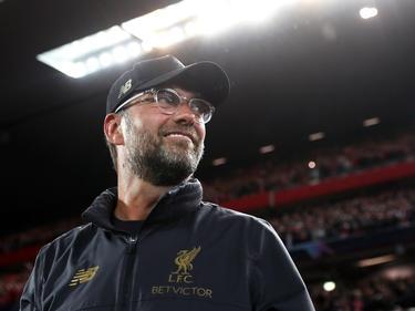 Jürgen Klopp war nach dem 3:2-Sieg gegen PSG mehr als glücklich