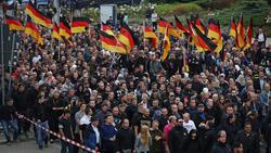 Die rechten Aufmärsche in Chemnitz wirken sich auf den Spielbetrieb der Regionalliga aus