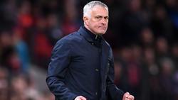 José Mourinho gibt sich kämpferisch
