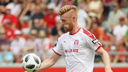 Matthias Fetsch legte den ersten Treffer auf
