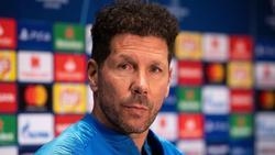 Diego Simeone hat seine Mannschaft vor dem BVB gewarnt