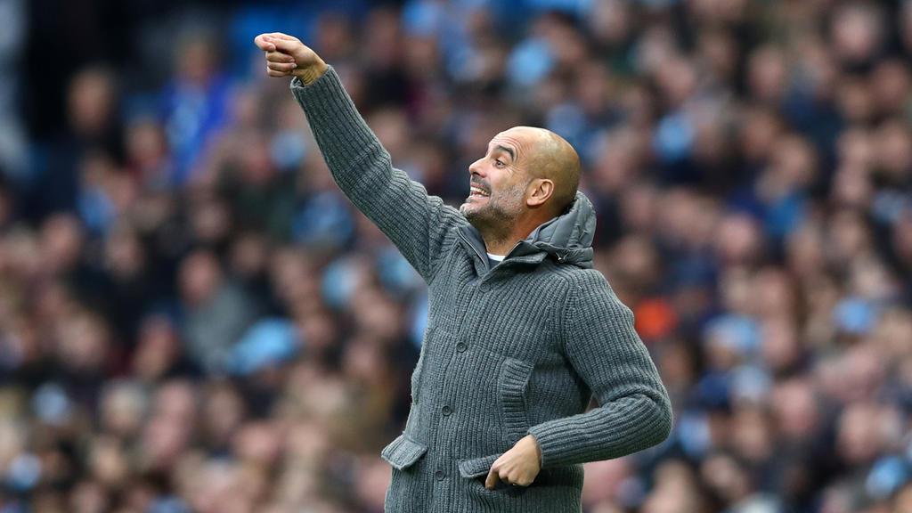 Besondere Ehre für Pep Guardiola