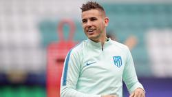 Lucas Hernández steht offenbar kurz vor einem Wechsel zum FC Bayern