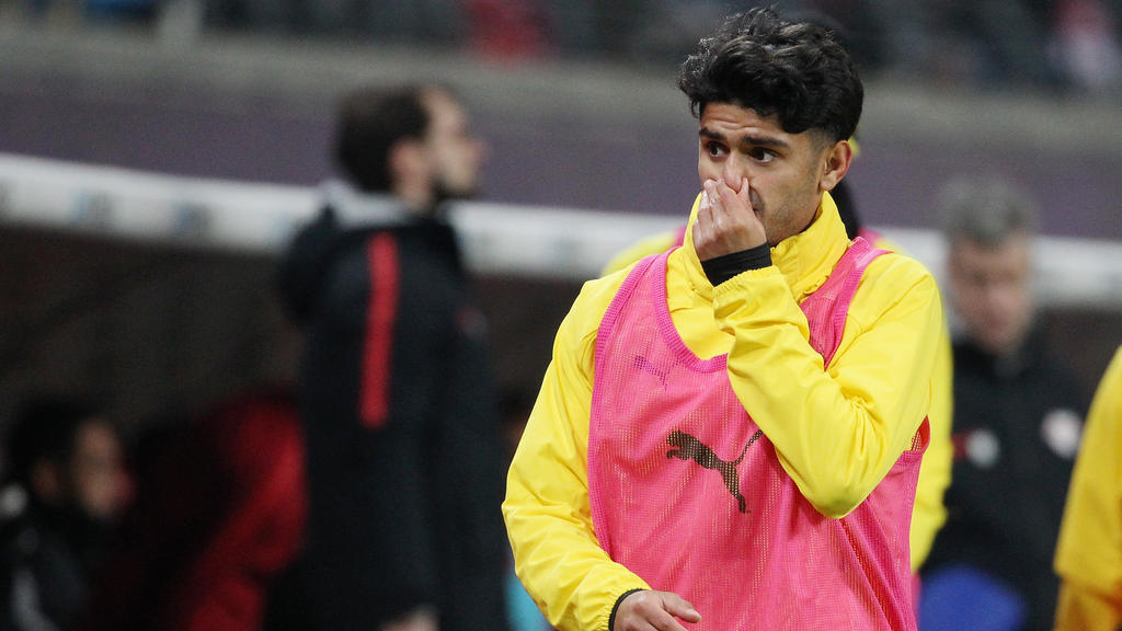 BVB-Reservist Mahmoud Dahoud ist Stammspieler der deutschen U21-Nationalmannschaft