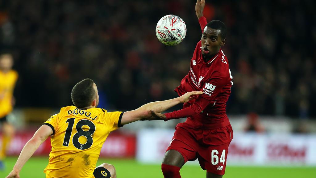 RB Leipzig und BVB an Rafael Camacho vom FC Liverpool interessiert?