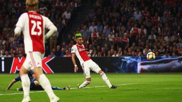 Hakim Ziyech wird nicht nur von BVB und FC Bayern unworben