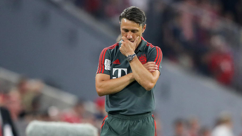 Niko Kovac ist in der Bayern-Mannschaft angeblich höchst umstritten