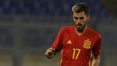 Dani Ceballos siegte mit seinen Spaniern