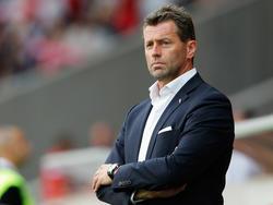 Bleibt Hellas-Trainer: Michael Skibbe