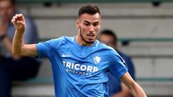 Der VfL Bochum verleiht Ekencier für ein Jahr nach Klagenfurt