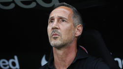 Adi Hütter musste vier Eintracht-Profis aus dem Kader streichen