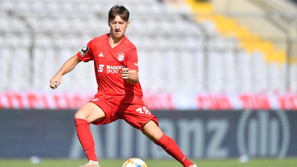 Angelo Stiller und die U19 des FC Bayern verpassten den Auftaktsieg in der Youth League