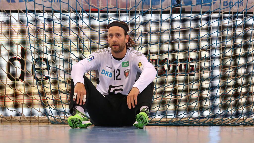 Silvio Heinevetter ist nicht für das DHB-Team nominiert