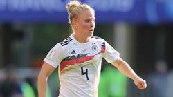 Leonie Müller steht wieder zur Verfügung
