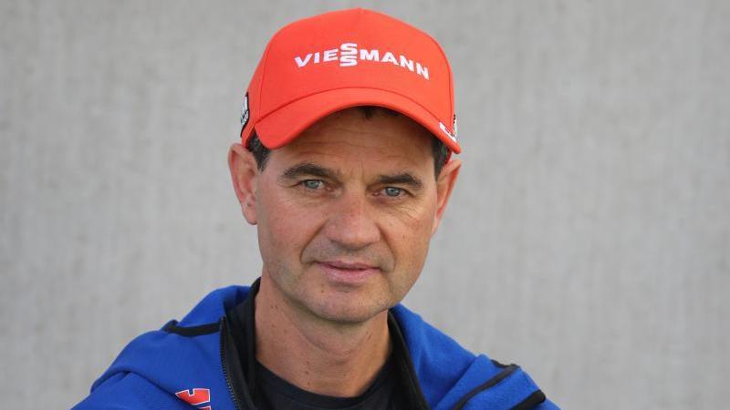 Stefan Horngacher geht in seine erste Saison als Skisprung-Bundestrainer