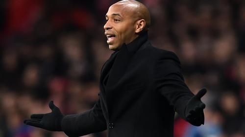 Hat einen neuen Job: Thierry Henry wird neuer Trainer von Montreal Impact