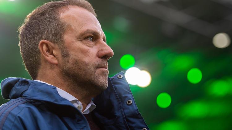 Hansi Flick ist vorerst bis Weihnachten Trainer des FC Bayern