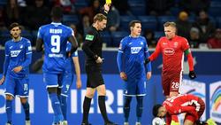 Hoffenheim und Düsseldorf trennen sich unentschieden