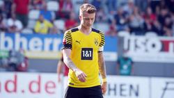 Der BVB verlor am Wochenende überraschend beim SC Freiburg