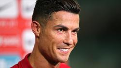Cristiano Ronaldo hat mit Manchester United einiges vor