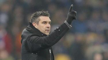 Geht mit Respekt in das Spiel gegen den VfL Wolfsburg: OSC Lilles Trainer Jocelyn Gourvennec
