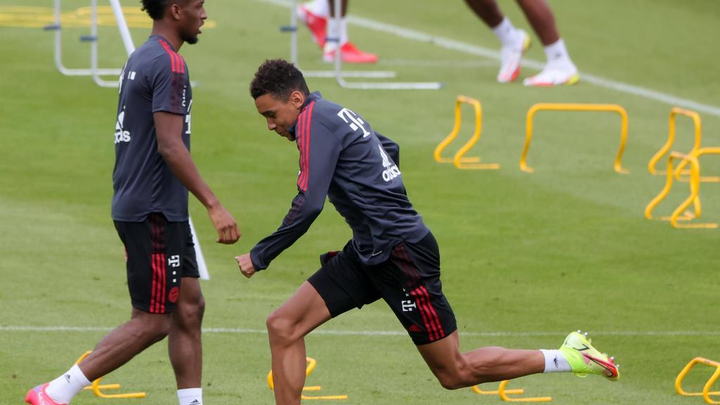 FC Bayern bangt um Jamal Musiala