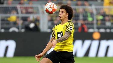 BVB-Routinier Axel Witsel wird von Juventus umworben