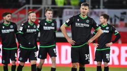 Hannover 96 tritt auf der Stelle